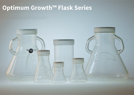 Optimum Growth Flasks