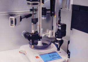 Automasjonssystem for feces ekstraksjon