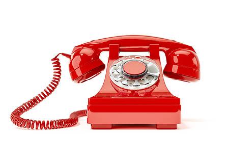 Har du problemer med å ringe oss?
