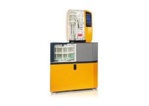 Kjeldahl destilleringssystem